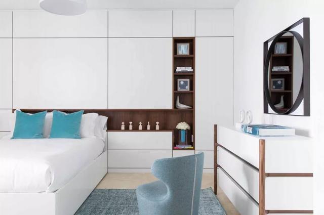 床头衣柜设计
