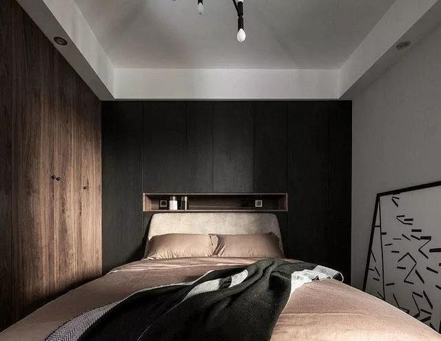 床头衣柜设计案例