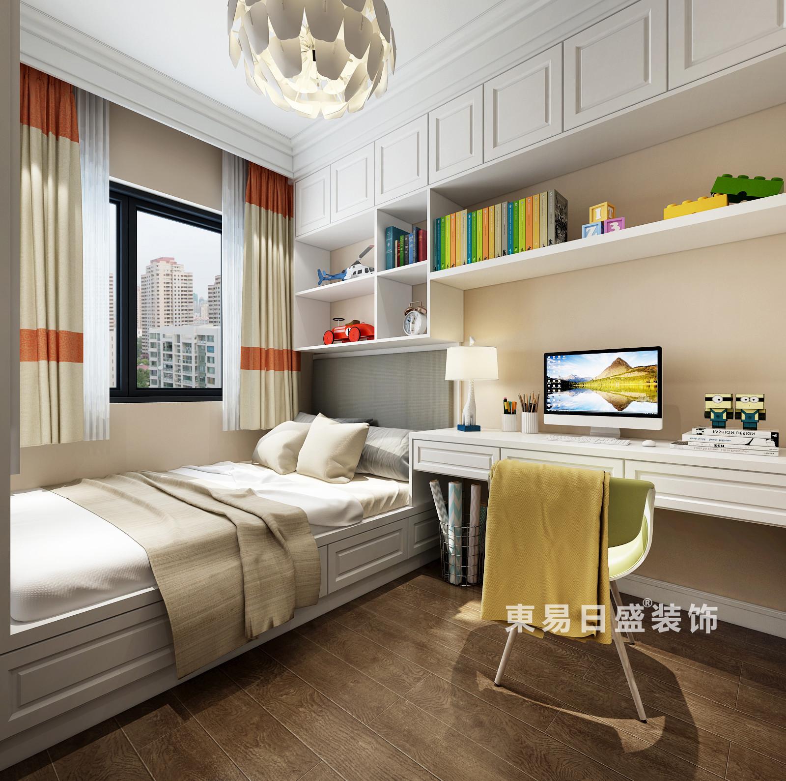 卧室装修施工