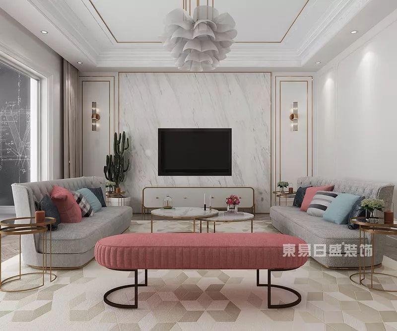 新古典风家装设计案例