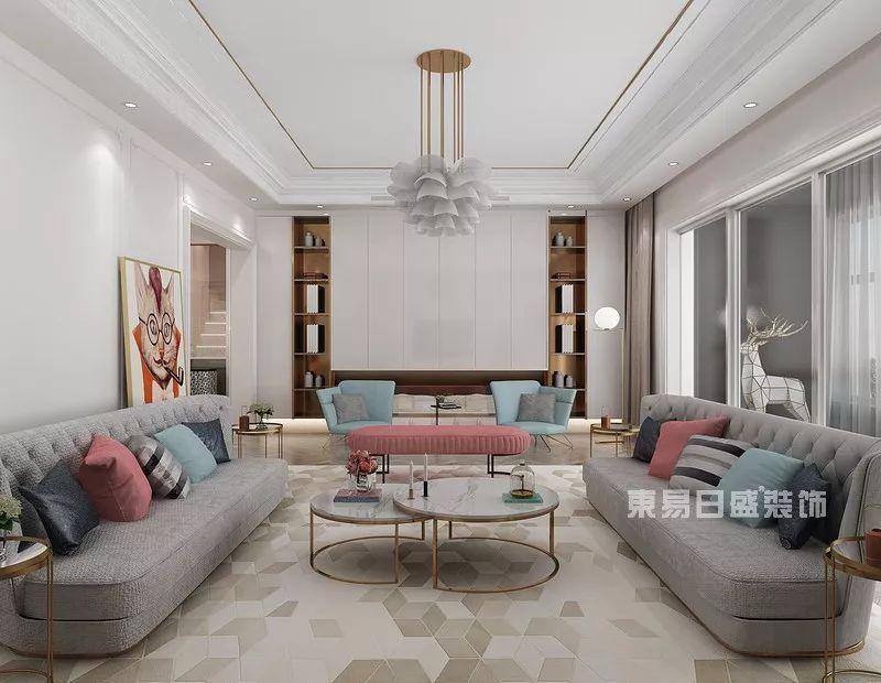 新古典风家装设计案例赏析