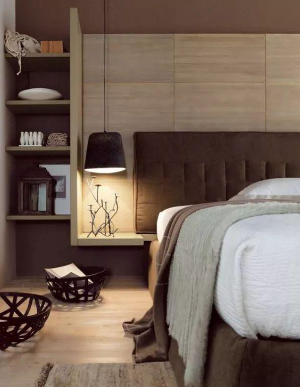 床头展示柜设计